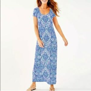 Gorgeous Lily Pulitzer Long Dress Size S NWT